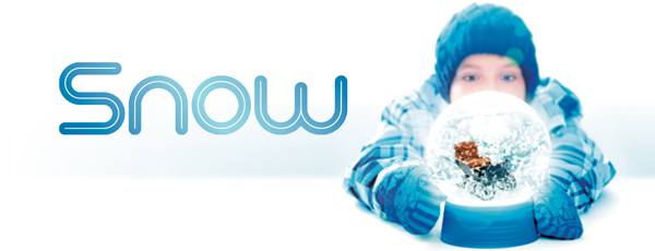 Banner for Snow the exhibition