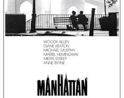 Movie poster for Manhattan