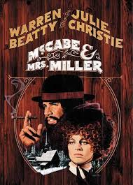 McCabe and Mrs Miller movie poster