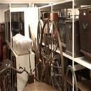 Video Link: View of the Museum Storage Area